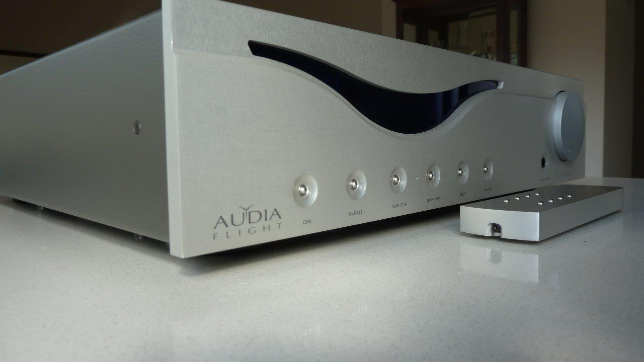 Reviewed: Audia Flight Three S Integrated Amplifier