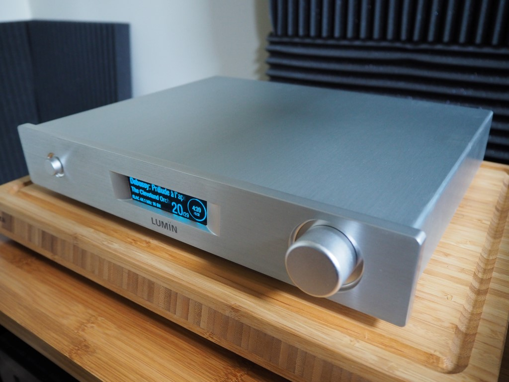 Lumin M1 Amplifier Review