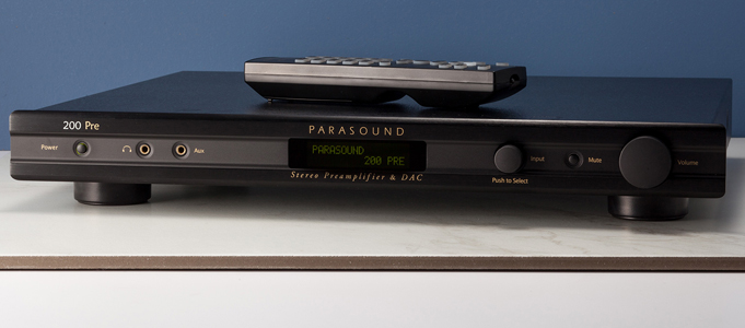 PARASOUND RELEASES NEWCLASSIC PRE 200