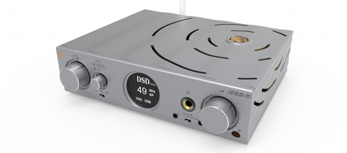IFI AUDIO IS BACK WITH ITS PRO IDSD HI-RES WIFI DAC, PREAMP AND HEADPHONE AMP