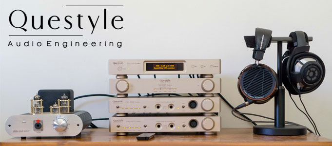 REVIEW: QUESTYLE 'GOLD STACK' REFERENCE SYSTEM
