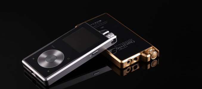 Bonus Offer with Questyle QP1R Digital Audio Player