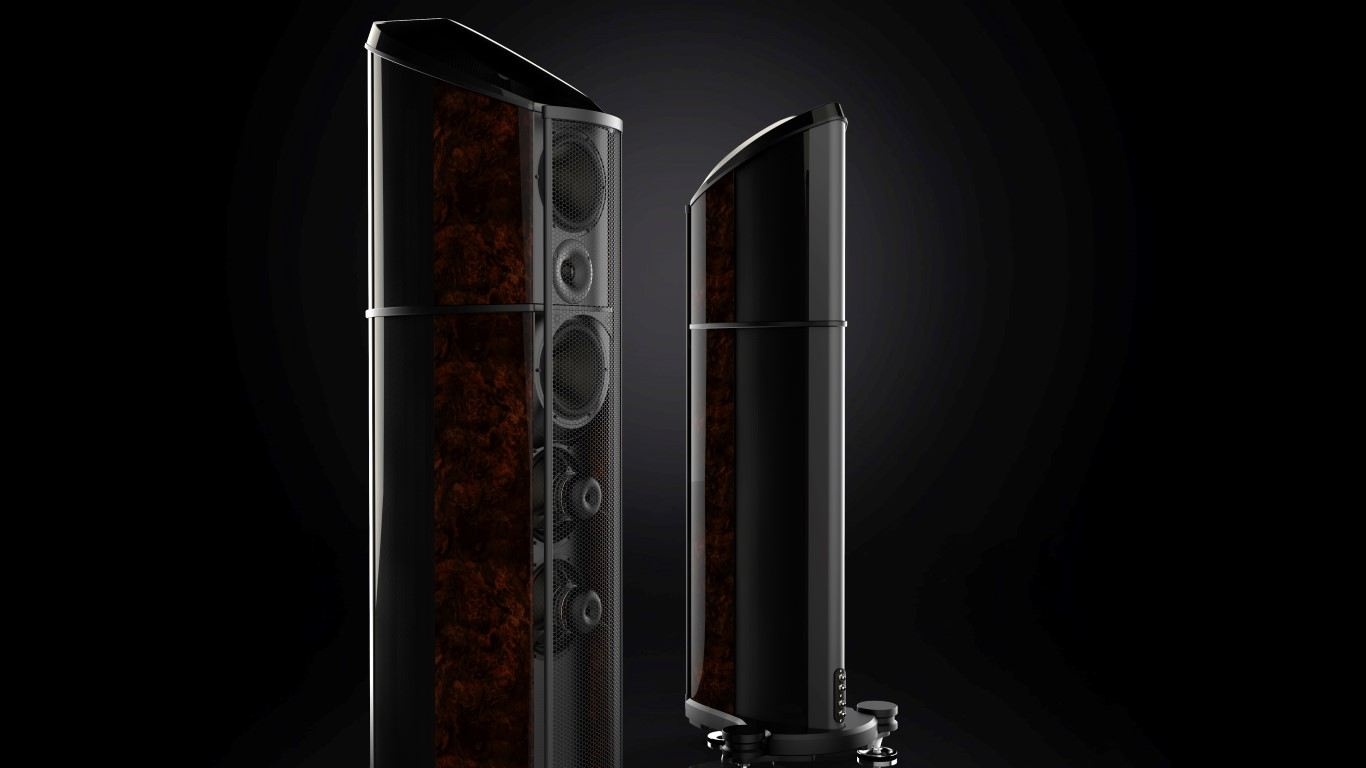 Wilson Benesch Resolution Loudspeaker