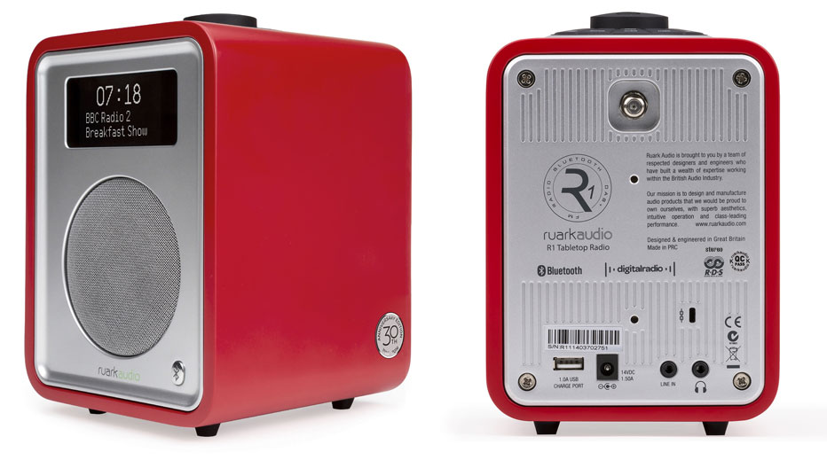 Ruark R1 30 Limited Edition Red