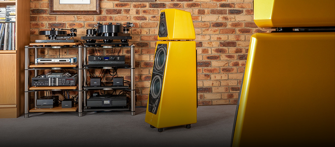 SGR AUDIO DEBUTS NEW FLAGSHIP ACTIVE LOUDSPEAKER AT MELBOURNE HI-FI SHOW