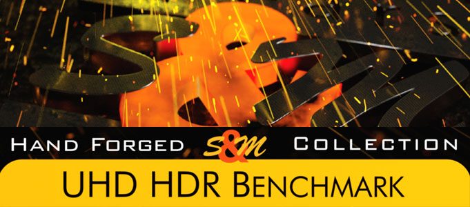 SPEARS & MUNSIL UHD HDR BENCHMARK CALIBRATION DISC NOW AVAILABLE