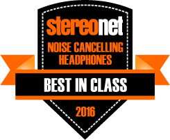 StereoNET Best In Class 2016 - Noise Cancelling Headphones