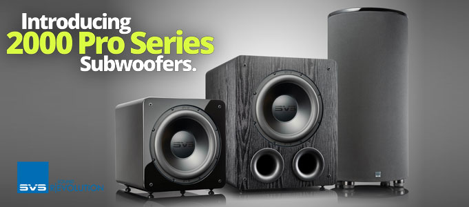 SVS Reimagines Its Most Popular Subwoofers Of All Time