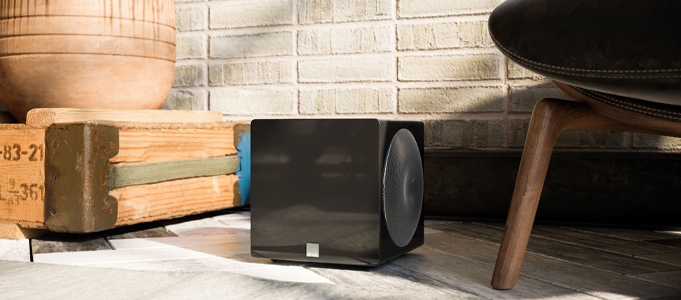 Micro Size but Big Bass with SVS' new 3000 Micro Subwoofer