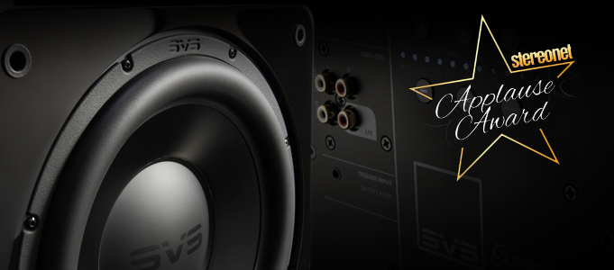 "REVIEW: SVS SB-3000 13"" SUBWOOFER"