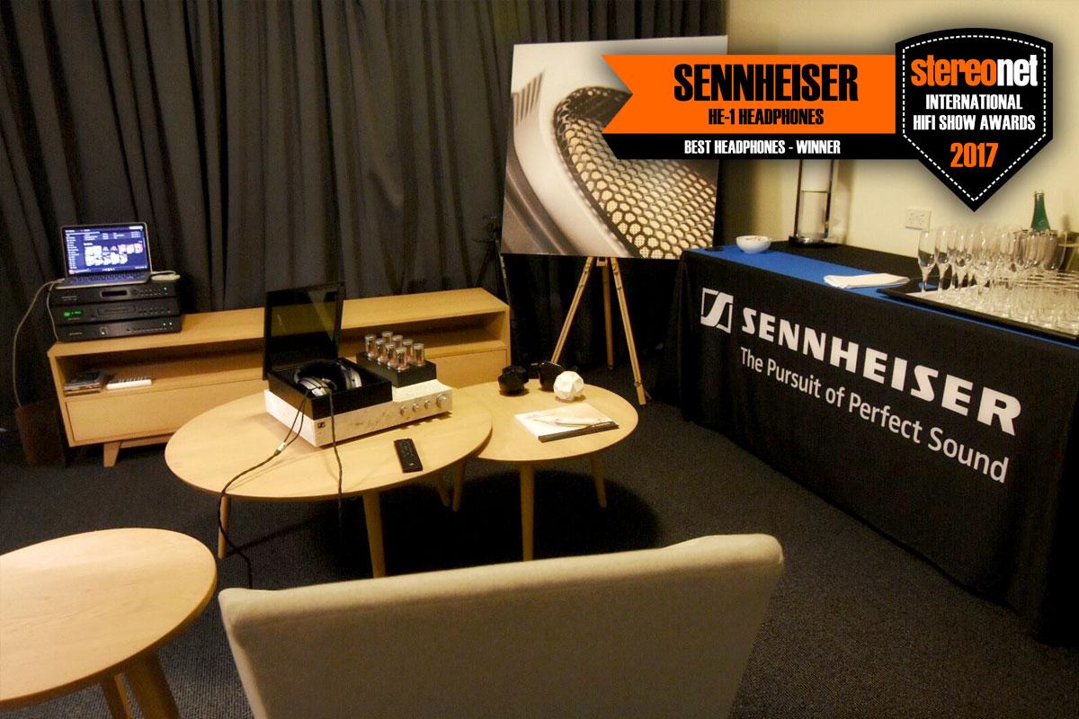 Sennheiser HS-1 - Best Headphones