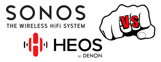 Sonos Launches Lawsuit Over HEOS