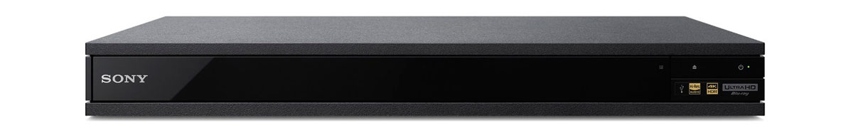 Sony UBP-X800 4K Blu-ray Player