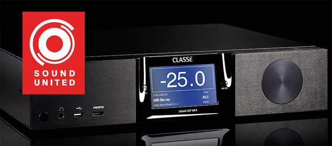 SOUND UNITED ACQUIRES CLASSE AUDIO