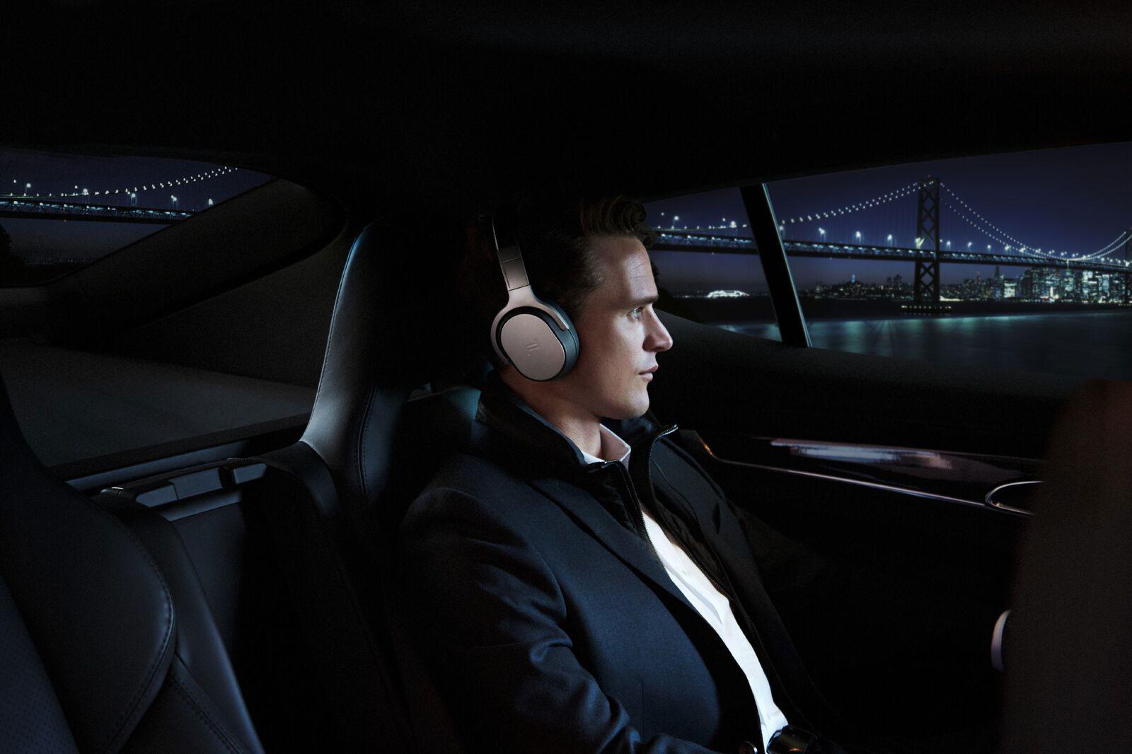 KEF Porsche Design Space One Headphones