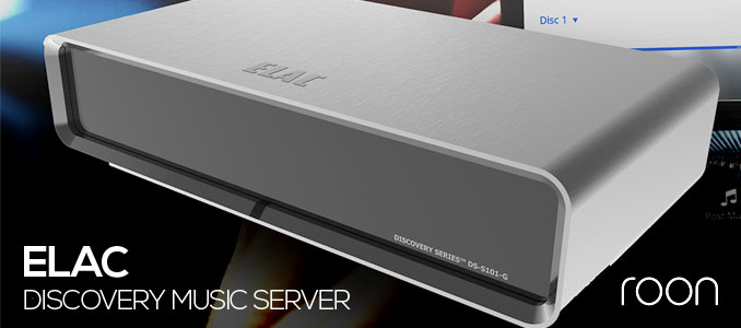REVIEW: ELAC DISCOVERY MUSIC SERVER