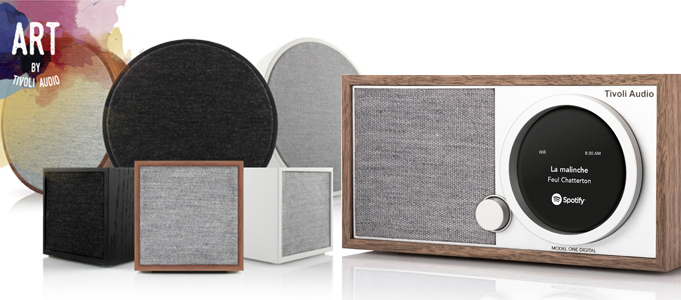 TIVOLI AUDIO ANNOUNCES NEW RANGE AND MORE AFFORDABLE PRICING