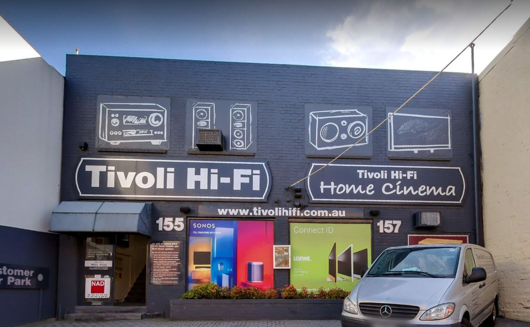 Tivoli HiFi Melbourne