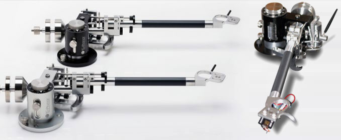 Tri-Planar Tonearms Now Available
