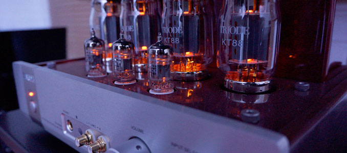 Triode TRV-88SER Integrated Amplifier Review