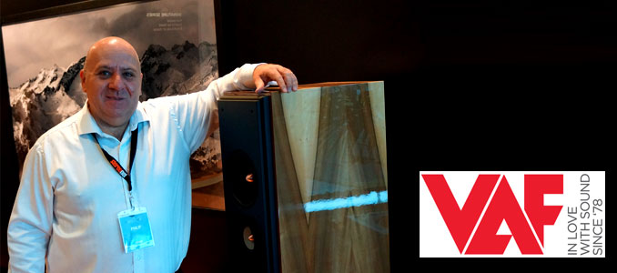 VAF Evolves with EVO1 at International HiFi Show