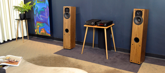 VAF Research DC-7 MK3 Floorstanding Loudspeakers Review