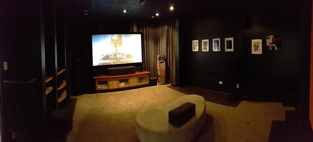 VAF Research Theatre 1