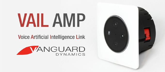 SMART MOUNTS FOR SMART SPEAKERS FROM VANGUARD DYNAMICS