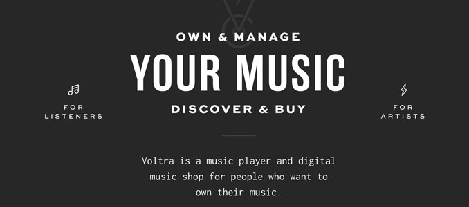 STREAM TO OWN, WITH VOLTRA