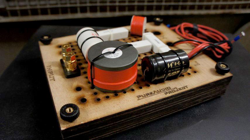 PureAudioProject Trio15 TB Crossover