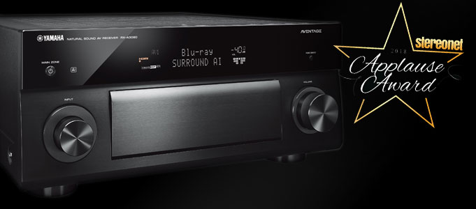 Yamaha RX-A3080 Aventage AV Receiver Review