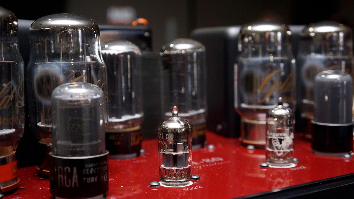 Cary Audio Valve Amplifier