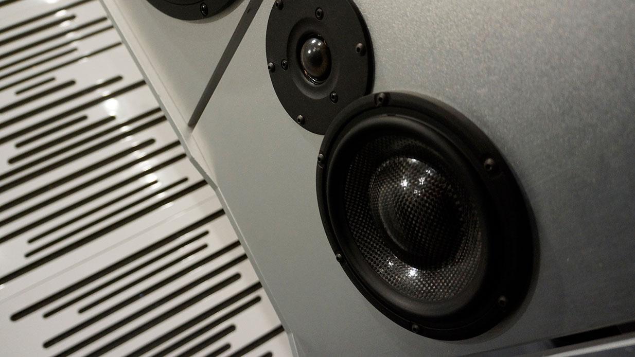 PureAudioProject Stellar12 Loudspeakers Morel Drivers