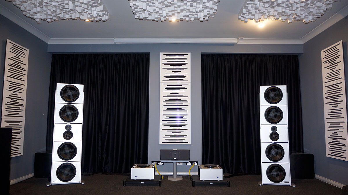 Review of the PureAudioProject Stellar12 Loudspeakers