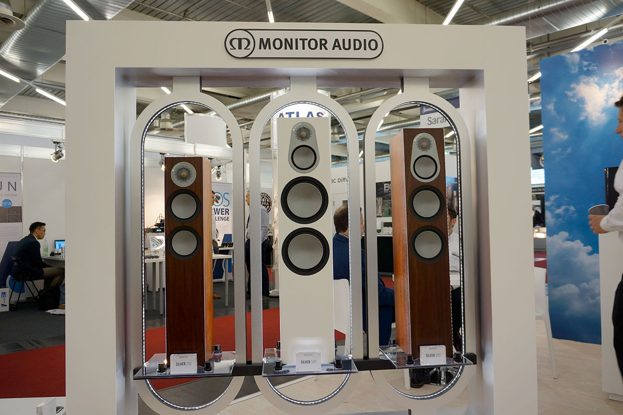 Monitor Audio 6th Gen Silver Series