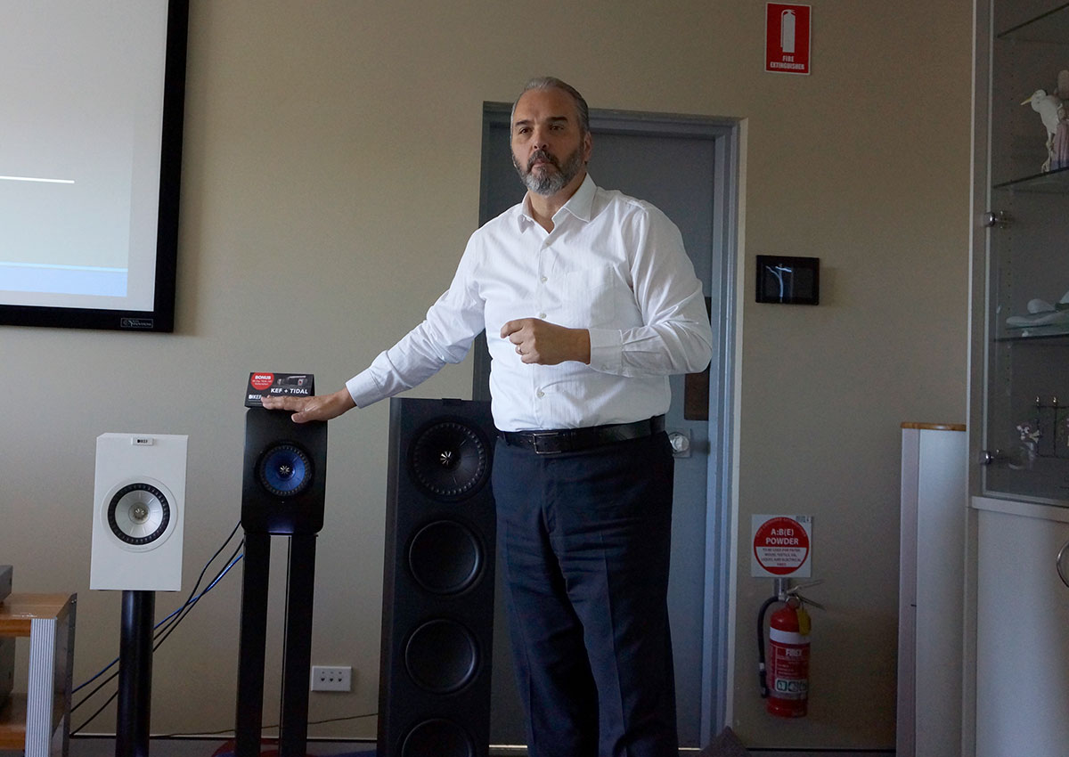 Michael Di Meglio, Advance Audio Australia
