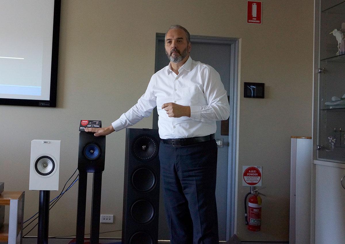Michael Di Meglio, Advance Audio Australia