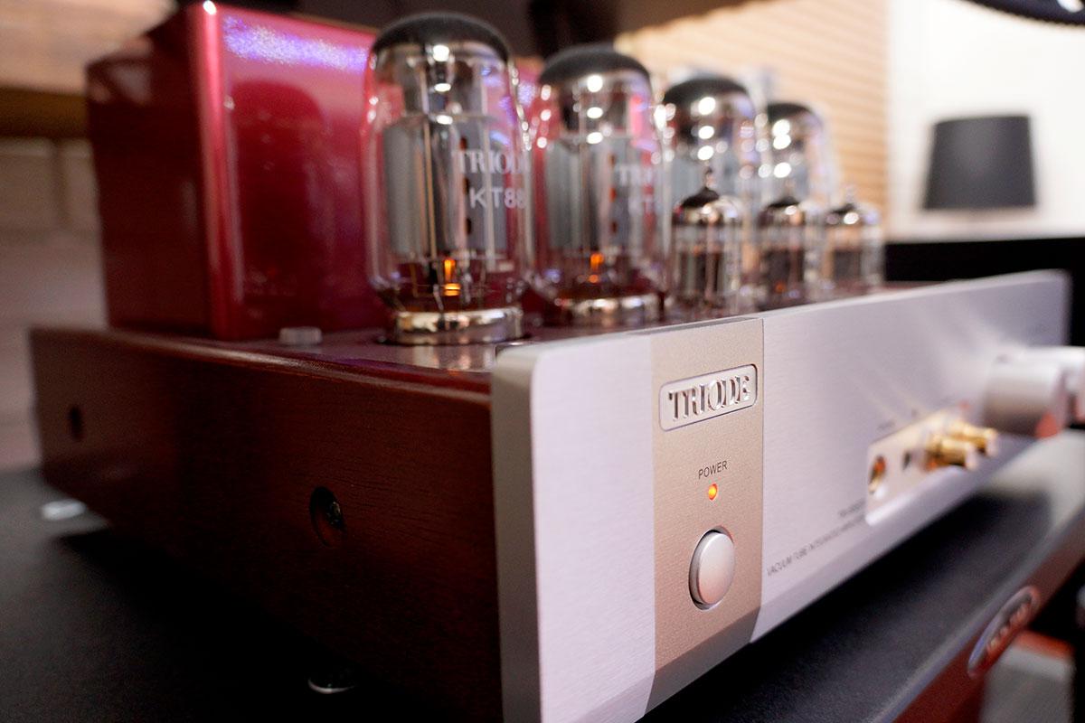 Triode TRV-88SER Review