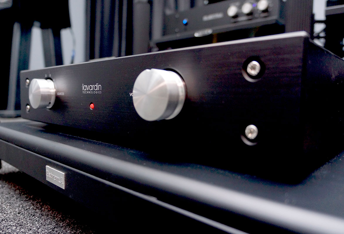 REVIEW: Lavardin Technologies Model IS Integrated Amplifier