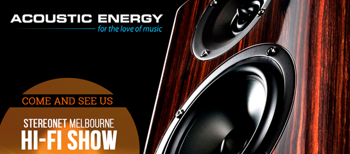 Hi-Fi Show: Win Acoustic Energy Loudspeakers at this Year's Show