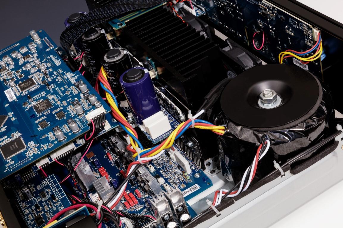 Arcam AVR850 Internal