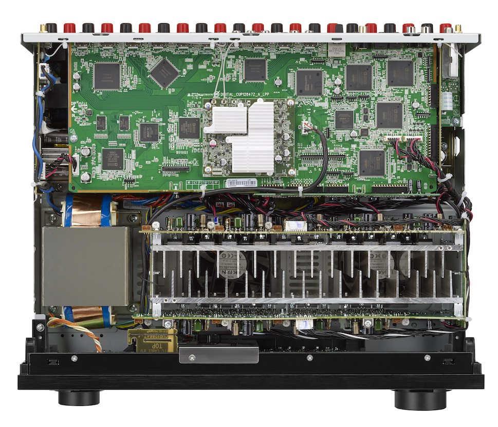 Denon AVR-X4300H Internal