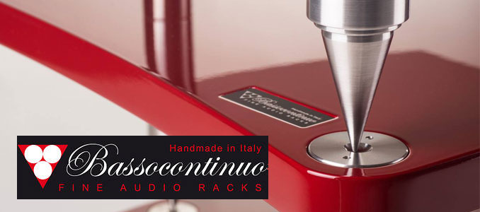 Bassocontinuo Fine Audio Racks