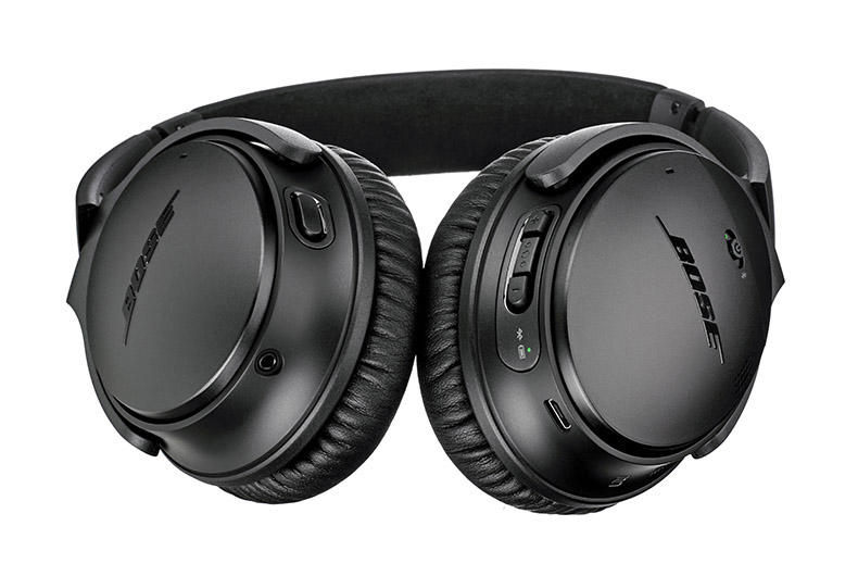 The QuietComfort 35 IIs are the most obviously feature-laden. Not only do  they have three levels of noise-cancellation ( low  e4f72146e143