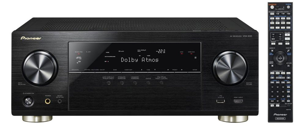 Review: Pioneer VSX-930K AV Receiver