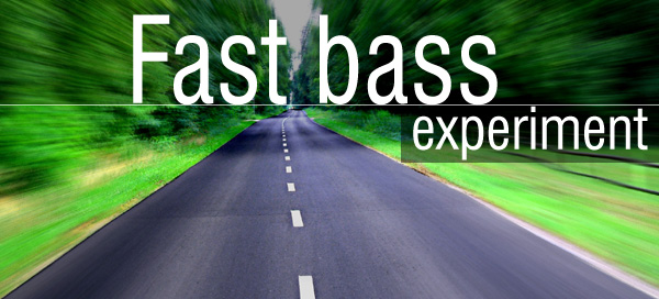The Fast Bass Experiment - Are Heavy Woofers Slow?