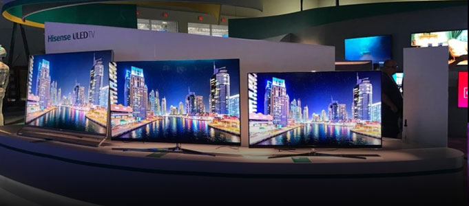 HISENSE TO ADD OLED TV RANGE FOR AUSTRALIA