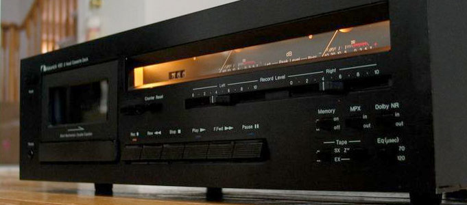THROWBACK: NAKAMICHI, ONE MAN'S JOURNEY THROUGH THE WORLD OF CASSETTES