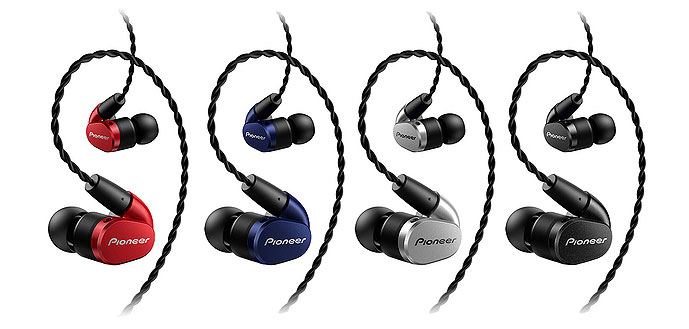 Pioneer SE-CH Series In Ear Headphones