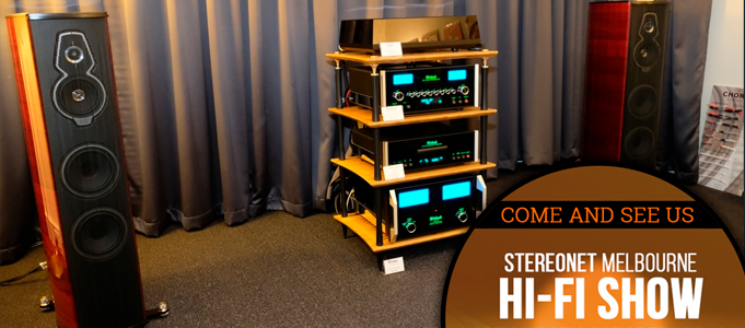 Hi-Fi Show: Perfect Synergy with McIntosh and Sonus Faber
